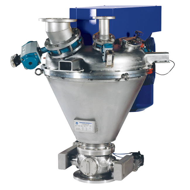 High shear impact mixer (Cyclomix)