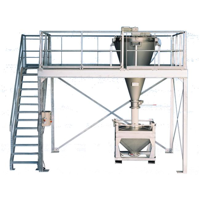 Nauta® conical screw mixer   Hosokawa Micron